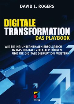 Digitale Transformation. Das Playbook (eBook, ePUB) - Rogers, David L.