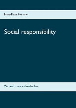 Social responsibility (eBook, ePUB) - Hummel, Hans-Peter