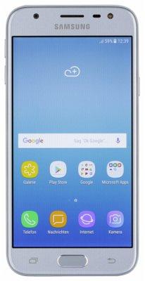 Samsung Galaxy J3 Duos (2017) blue