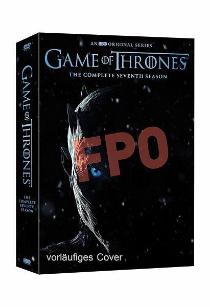 Game of Thrones - Die komplette 7. Staffel (Steelbook)