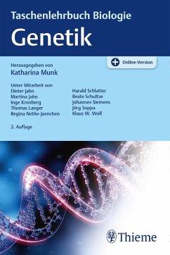 Taschenlehrbuch Biologie: Genetik (eBook, PDF)
