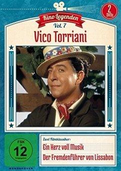 Vico Torriani - Ein Herz voll Musik / Der Fremd...