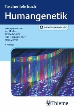 Taschenlehrbuch Humangenetik (eBook, ePUB)