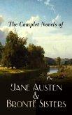 The Complete Novels of Jane Austen & Brontë Sisters (eBook, ePUB)