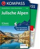 Kompass Wanderführer Julische Alpen (eBook, PDF)