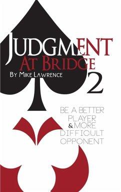 Judgment at Bridge 2 (eBook, ePUB) - Lawrence, Mike