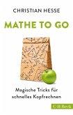 Mathe to go (eBook, ePUB)