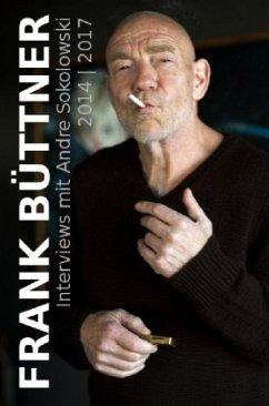 FRANK BÜTTNER - das online-magazin KULTURA-EXTRA