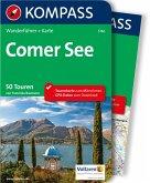 Kompass Wanderführer Comer See (eBook, PDF)