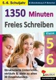1350 Minuten Freies Schreiben / Klasse 5-6