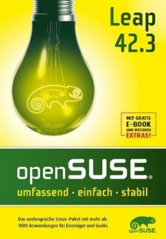 openSUSE Leap 42.3, 1 DVD-ROM