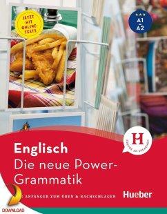 Die neue Power-Grammatik Englisch (eBook, PDF) - Stevens, John