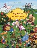 Märchen Wimmelbuch für Kinder ab 3 Jahren (Bilderbuch ab 3 Jahre, Mein Gebrüder Grimm Märchenbuch)