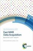 Fast NMR Data Acquisition (eBook, ePUB)