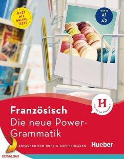 Die neue Power-Grammatik Französisch (eBook, PDF) - Laudut, Nicole