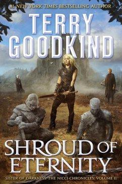Shroud of Eternity (eBook, ePUB) - Goodkind, Terry