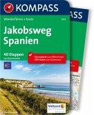 Kompass Wanderführer Jakobsweg Spanien (eBook, PDF)