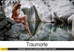 Traumorte (Tischkalender 2018 DIN A5 quer)