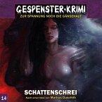 Gespenster-Krimi, Schattenschrei, 1 Audio-CD