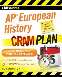 CliffsNotes AP European History Cram Plan (eBoo...