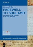 Farewell to Shulamit (eBook, PDF)