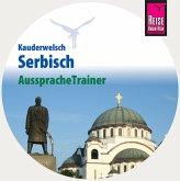 AusspracheTrainer Serbisch, 1 Audio-CD