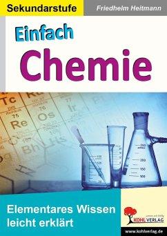 Einfach Chemie - Heitmann, Friedhelm