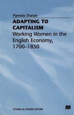 Adapting to Capitalism (eBook, PDF) - Sharpe, Pamela