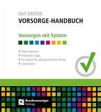 Das Große Vorsorge-Handbuch