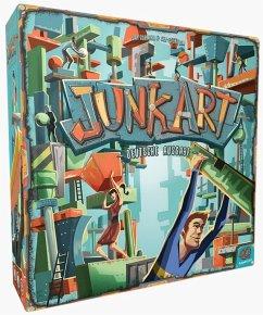 Asmodee PBG0007 - Junk Art (Kunststoff-Edition)...