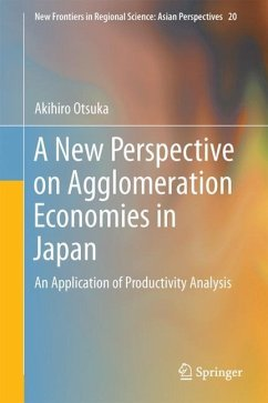 9789811064890 - Otsuka, Akihiro: A New Perspective on Agglomeration Economies in Japan - Book