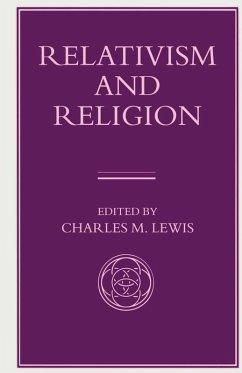Relativism and Religion (eBook, PDF) - Lewis, Charles M.