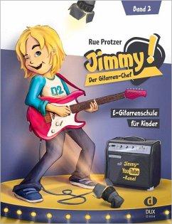 Jimmy! Der Gitarren-Chef - Protzer, Rue