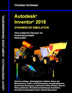 Autodesk Inventor 2018 - Dynamische Simulation