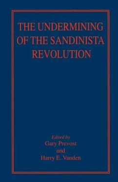 The Undermining of the Sandinista Revolution (eBook, PDF)