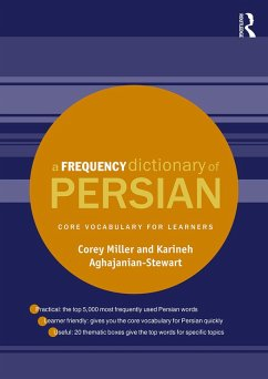Frequency Dictionary of Persian (eBook, ePUB)