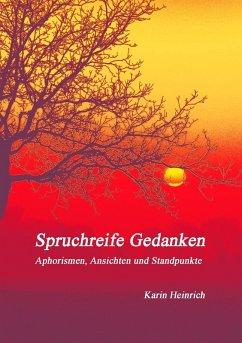 Spruchreife Gedanken (eBook, ePUB)