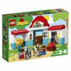LEGO® DUPLO® 10868 Pferdestall