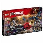 LEGO® NINJAGO 70642 Killow gegen Samurai X