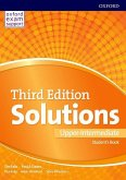 Solutions: Upper Intermediate. Student's Book