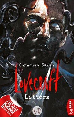 Lovecraft Letters - VIII (eBook, ePUB) - Gailus, Christian