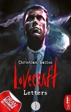 Lovecraft Letters - I (eBook, ePUB) - Gailus, Christian
