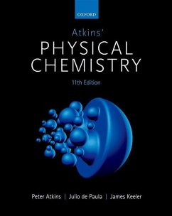 Atkins' Physical Chemistry - Atkins, Peter; Depaula, Julio; Keeler, James