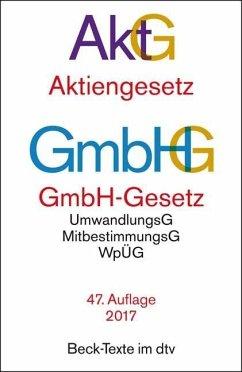 Aktiengesetz, GmbH-Gesetz
