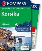 Kompass Wanderführer Korsika (eBook, PDF)