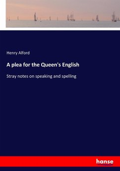 A plea for the Queen's English