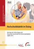 Hochschuldidaktik im Dialog (eBook, PDF)