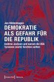 Demokratie als Gefahr für die Republik (eBook, PDF)