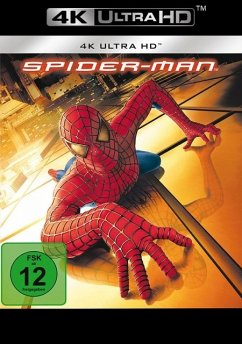 Spider-Man 1 4K Ultra HD Blu-ray