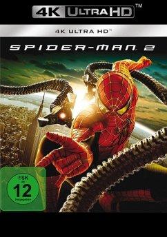 Spider-Man 2 4K Ultra HD Blu-ray